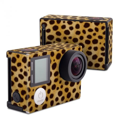 Cheetah GoPro Hero4 Black Edition Skin