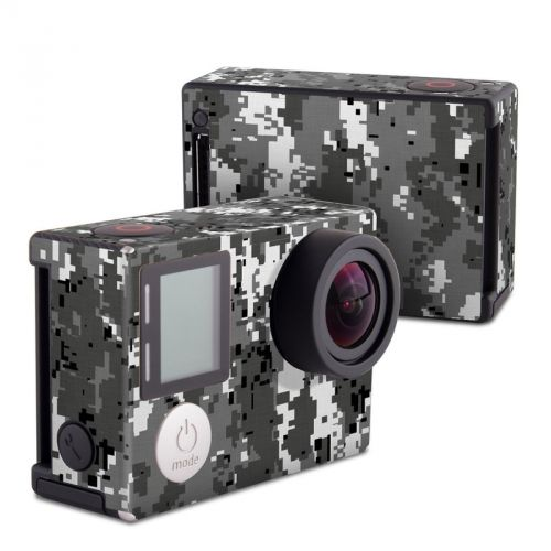 Digital Urban Camo GoPro Hero4 Black Edition Skin