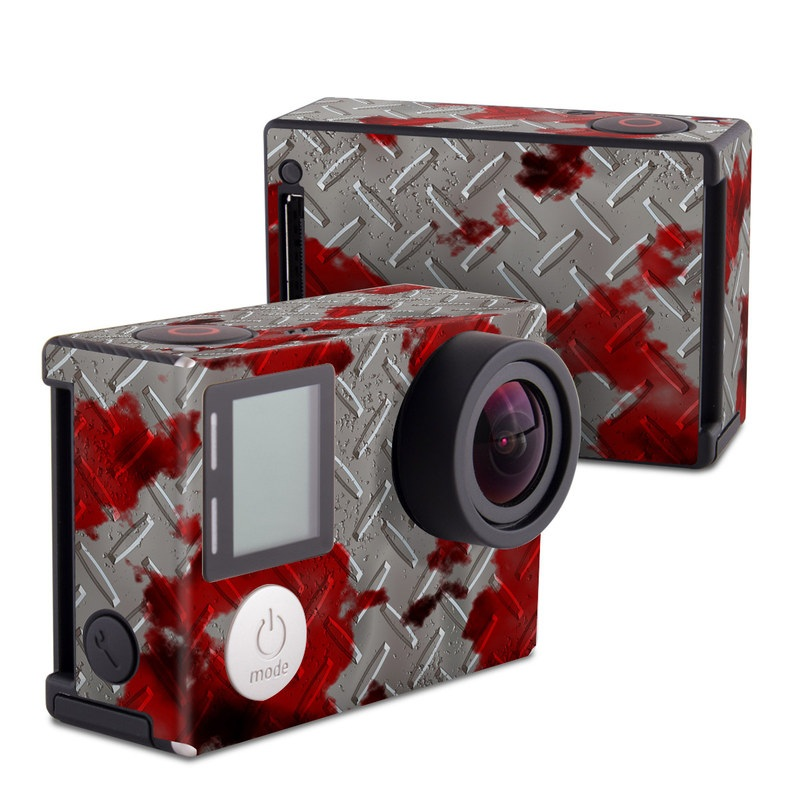 Accident GoPro Hero4 Black Edition Skin