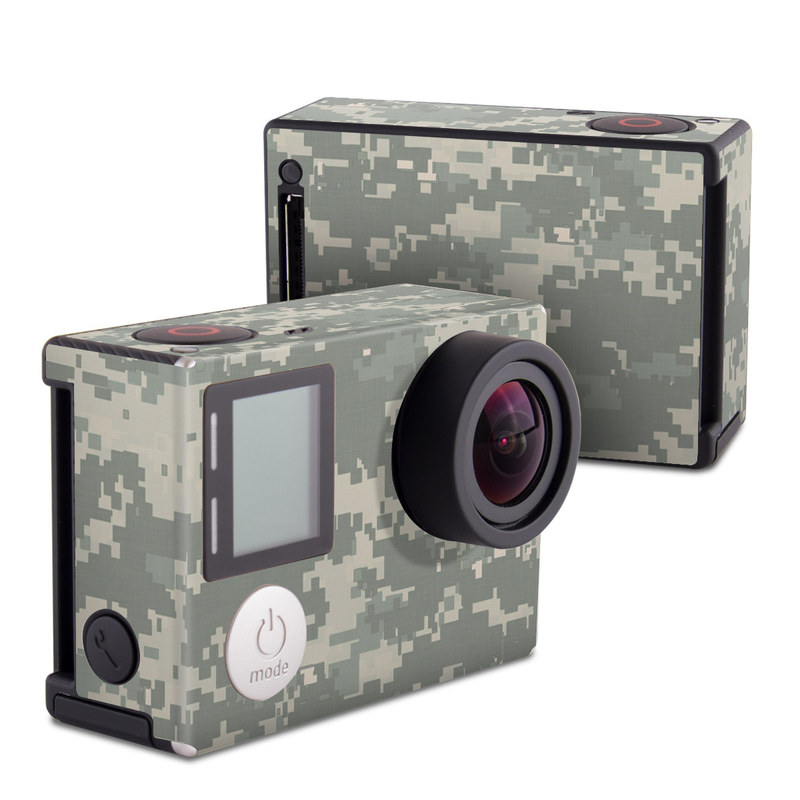 ACU Camo GoPro Hero4 Black Edition Skin