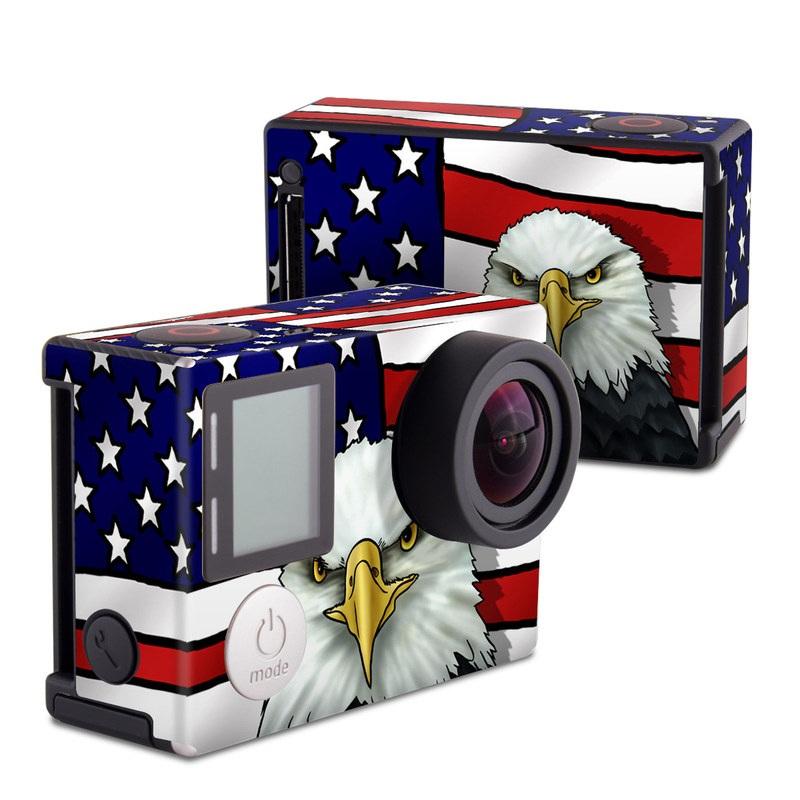 American Eagle GoPro Hero4 Black Edition Skin