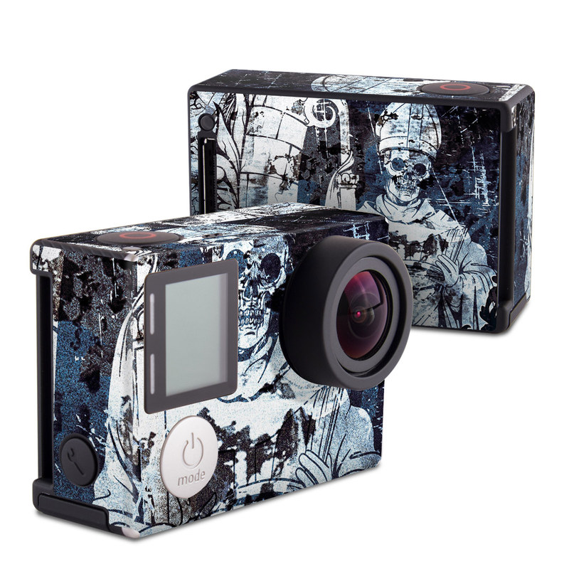 Black Mass GoPro Hero4 Black Edition Skin