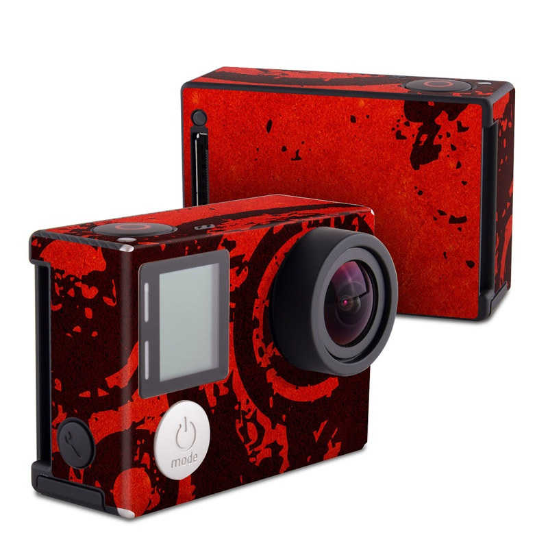 Bullseye GoPro Hero4 Black Edition Skin