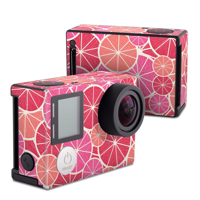 Grapefruit GoPro Hero4 Black Edition Skin