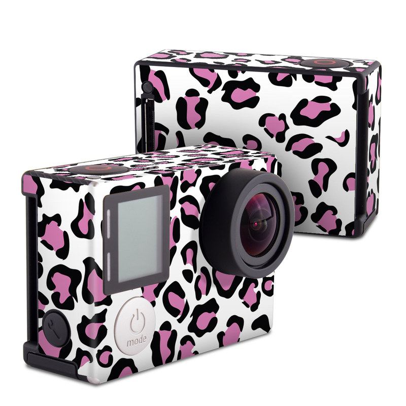 Leopard Love GoPro Hero4 Black Edition Skin