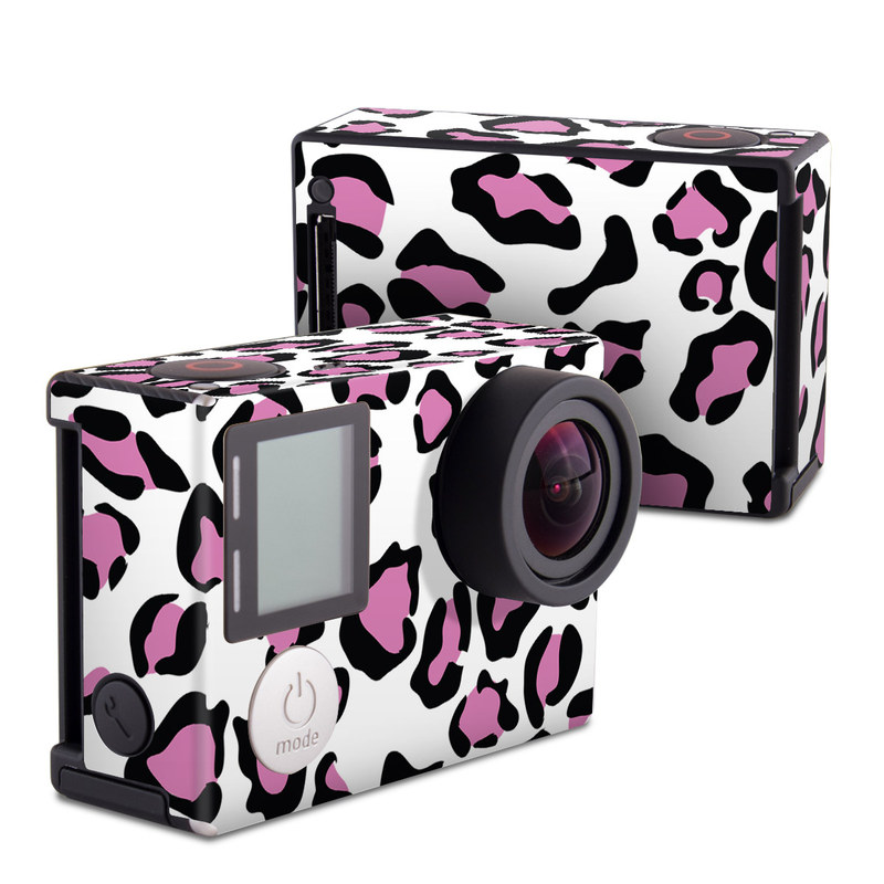 Leopard Spots GoPro Hero4 Black Edition Skin