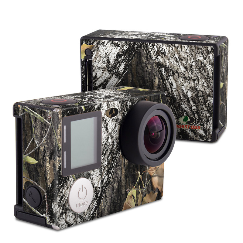 Break-Up GoPro Hero4 Black Edition Skin
