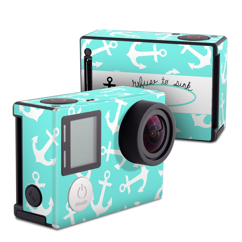 Refuse to Sink GoPro Hero4 Black Edition Skin