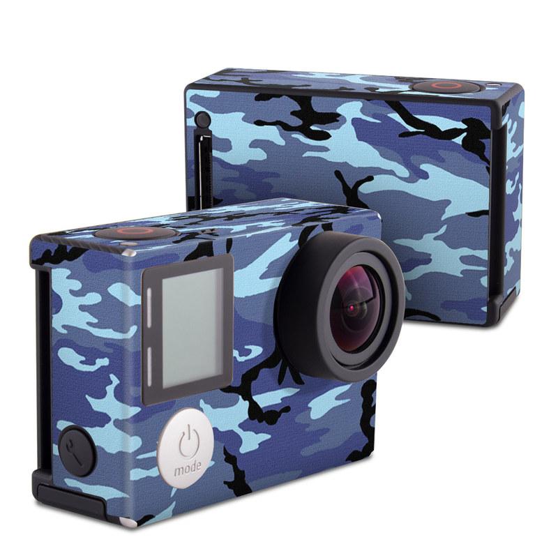 Sky Camo GoPro Hero4 Black Edition Skin