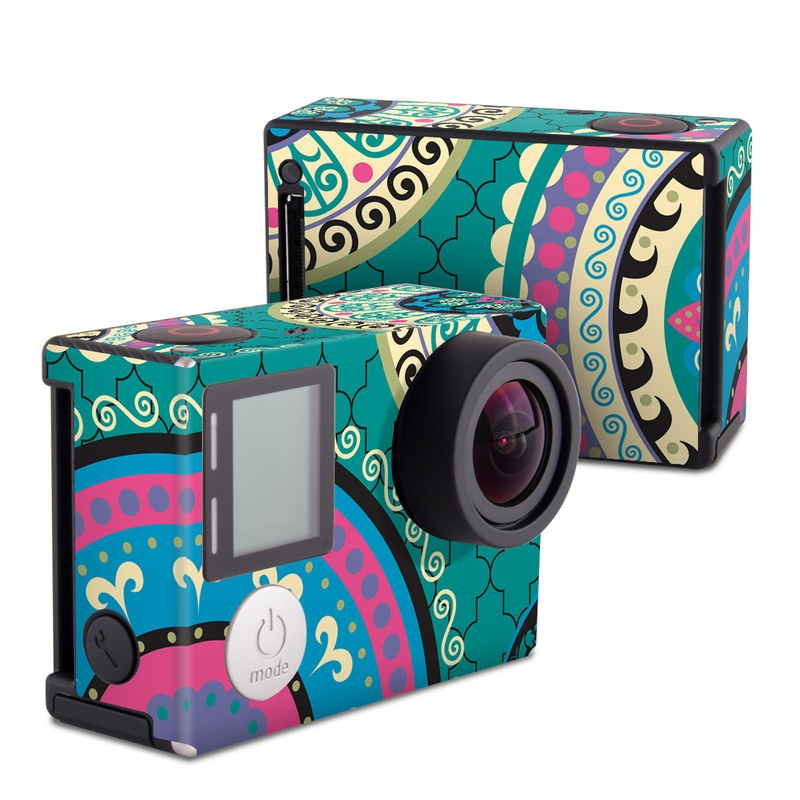 Silk Road GoPro Hero4 Black Edition Skin