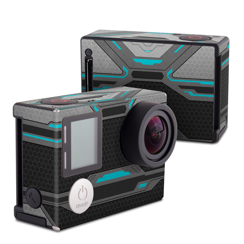 Spec GoPro Hero4 Black Edition Skin