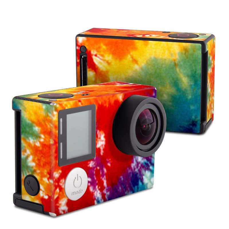 Tie Dyed GoPro Hero4 Black Edition Skin