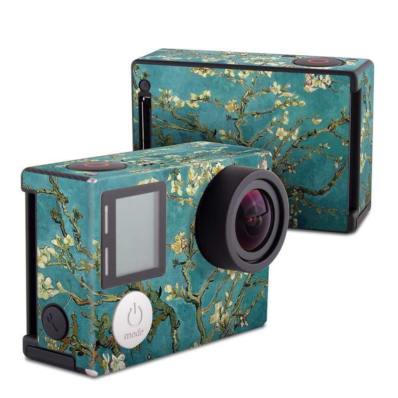 Blossoming Almond Tree GoPro Hero4 Black Edition Skin
