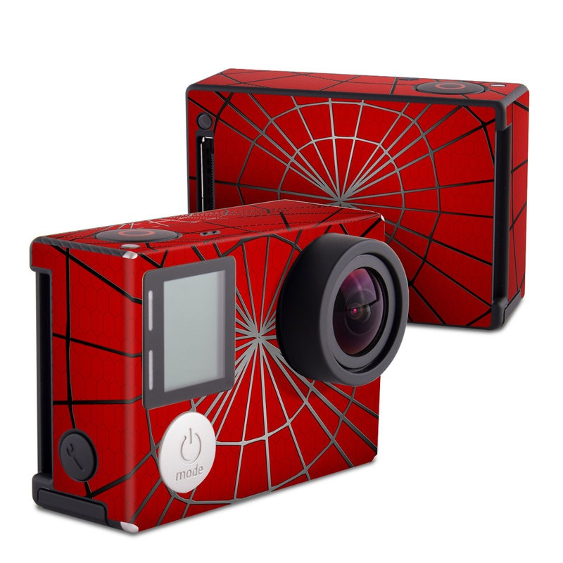 Webslinger GoPro Hero4 Black Edition Skin