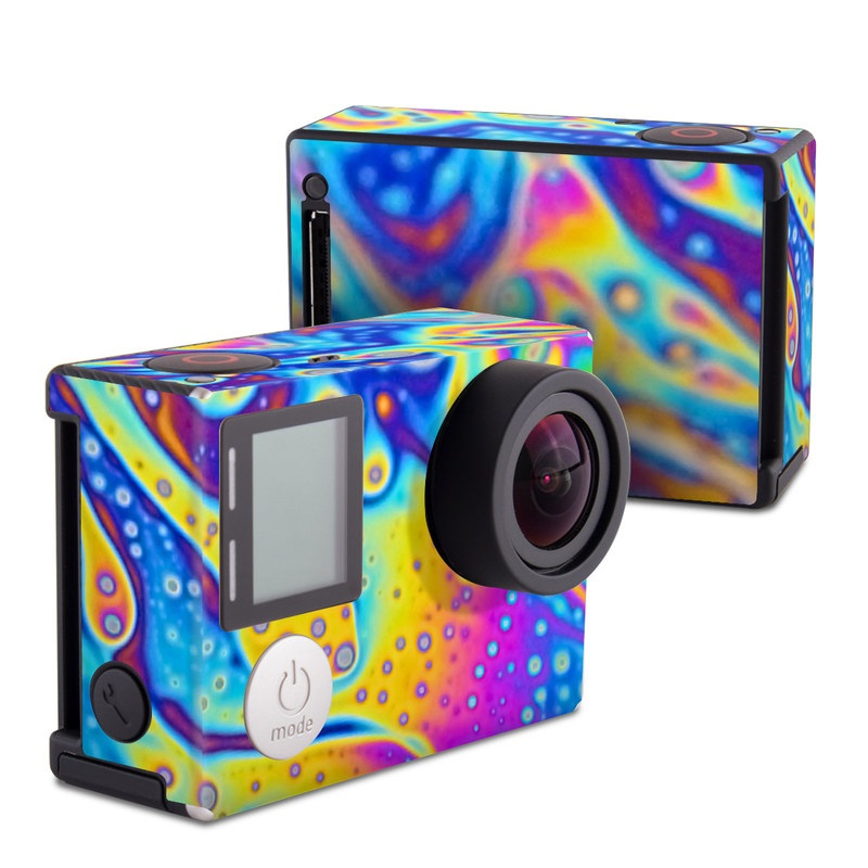 World of Soap GoPro Hero4 Black Edition Skin