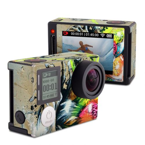 Dance GoPro Hero4 Silver Edition Skin