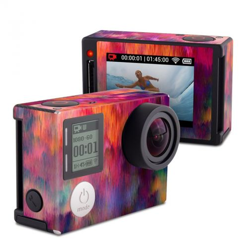 Sunset Storm GoPro Hero4 Silver Edition Skin