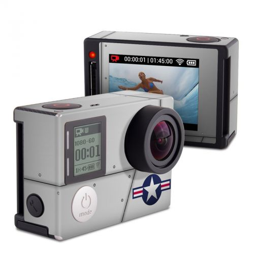 Wing GoPro Hero4 Silver Edition Skin