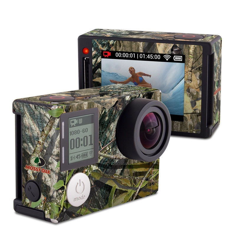 GoPro Hero4 Silver Edition Skin design of Camouflage, Military camouflage, Tree, Plant, Leaf, Design, Adaptation, Branch, Pattern, Trunk with black, green, gray, red colors