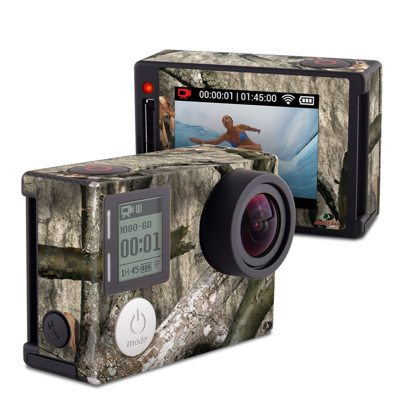 Treestand GoPro Hero4 Silver Edition Skin