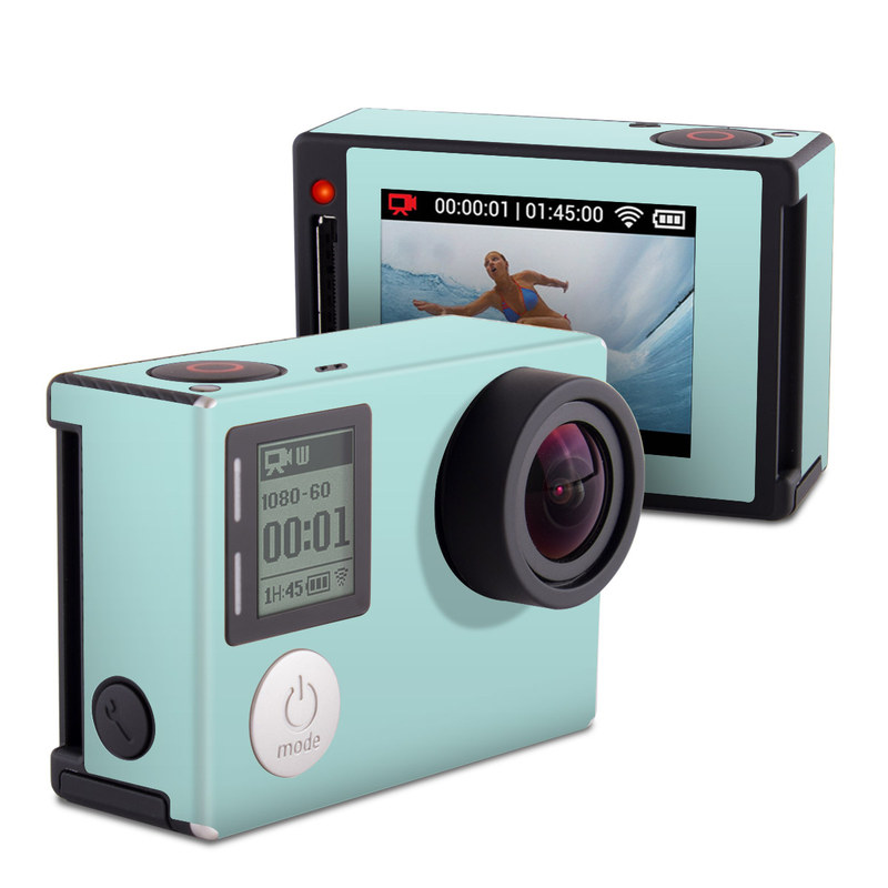 Solid State Mint GoPro Hero4 Silver Edition Skin