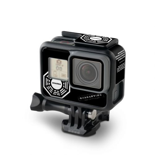 Dharma Black GoPro Hero5 Black Skin