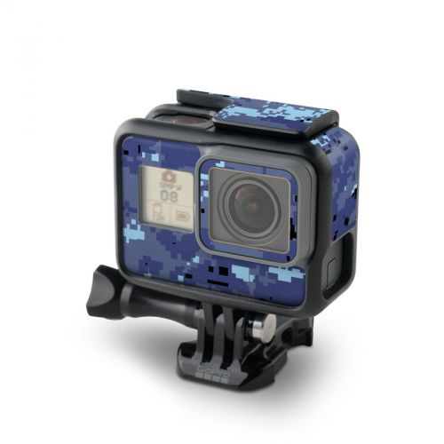 Digital Sky Camo GoPro Hero5 Black Skin