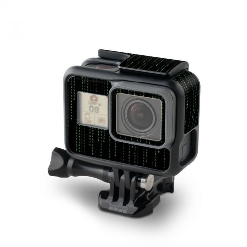Matrix Style Code GoPro Hero5 Black Skin