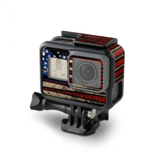 Old Glory GoPro Hero5 Black Skin