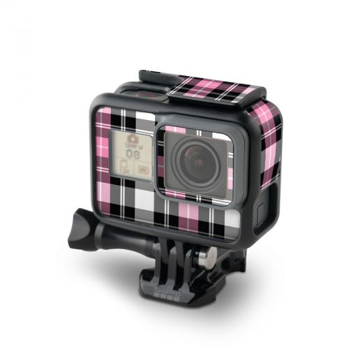 Pink Plaid GoPro Hero5 Black Skin