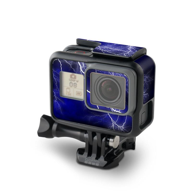 Apocalypse Blue GoPro Hero5 Black Skin