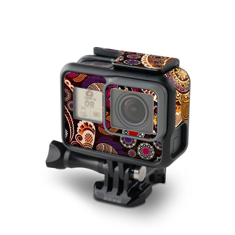 Autumn Mehndi GoPro Hero5 Black Skin