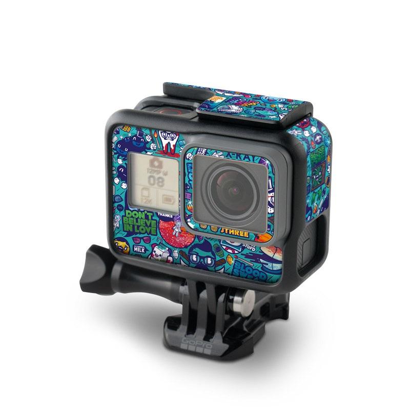 Cosmic Ray GoPro Hero5 Black Skin