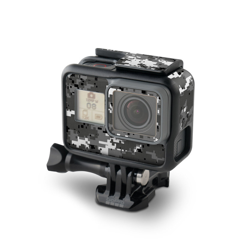 Digital Urban Camo GoPro Hero5 Black Skin
