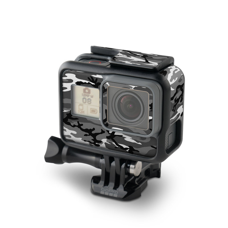 Urban Camo GoPro Hero5 Black Skin
