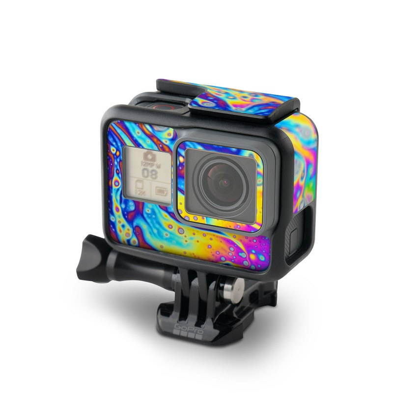 World of Soap GoPro Hero5 Black Skin