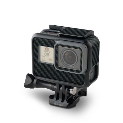 Carbon GoPro Hero6 Black Skin