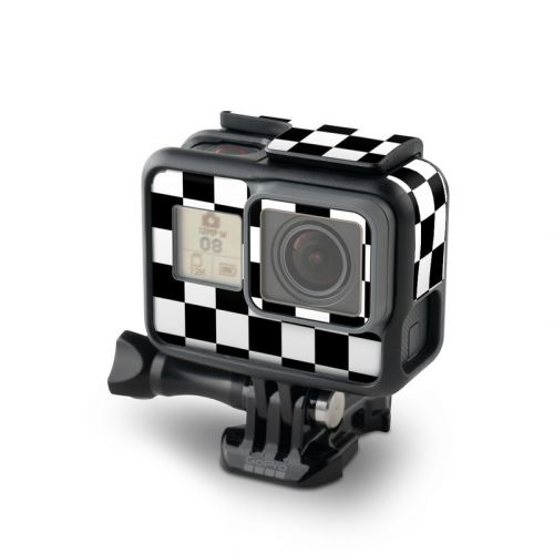 Checkers GoPro Hero6 Black Skin