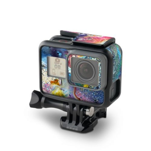 Cosmic Flower GoPro Hero6 Black Skin