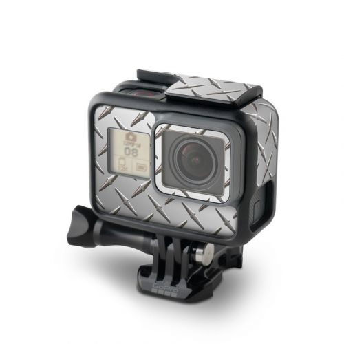 Diamond Plate GoPro Hero6 Black Skin