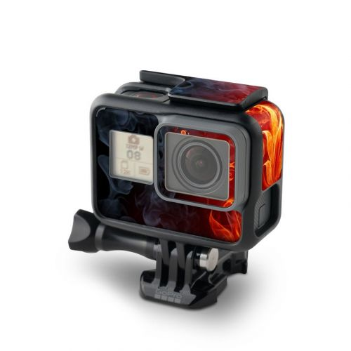 Flower Of Fire GoPro Hero6 Black Skin