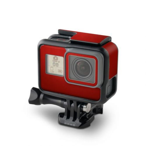 Red Burst GoPro Hero6 Black Skin