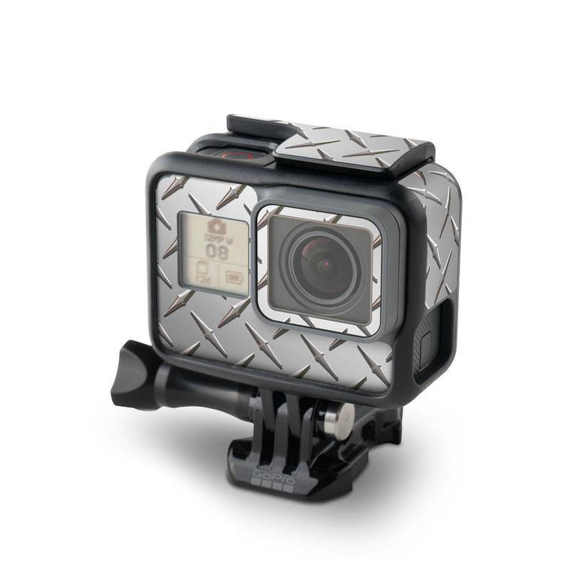 Diamond Plate GoPro Hero6 Black Skin