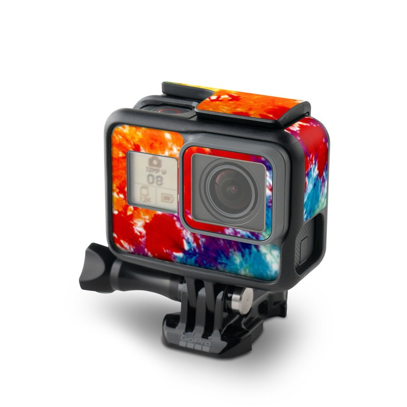 Tie Dyed GoPro Hero6 Black Skin