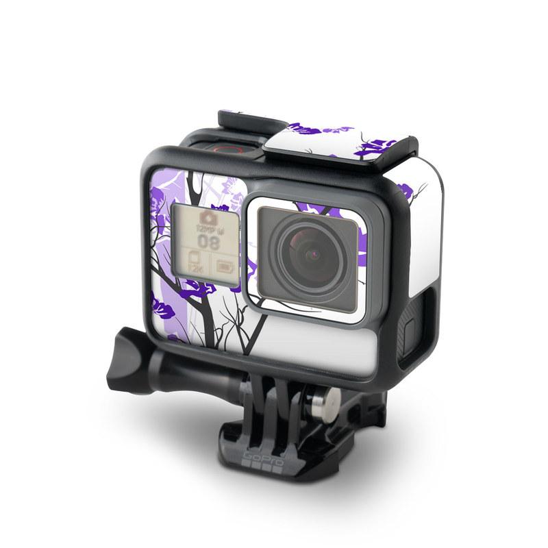 Violet Tranquility GoPro Hero6 Black Skin