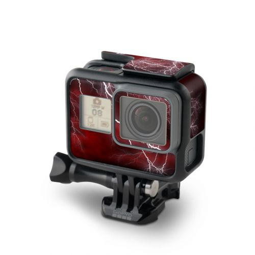 Apocalypse Red GoPro Hero7 Black Skin
