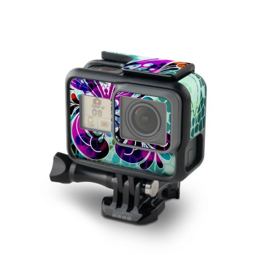 Butterfly Glass GoPro Hero7 Black Skin