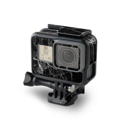 Black Marble GoPro Hero7 Black Skin