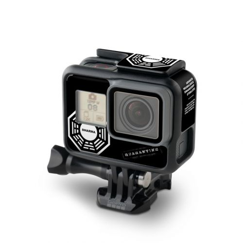 Dharma Black GoPro Hero7 Black Skin