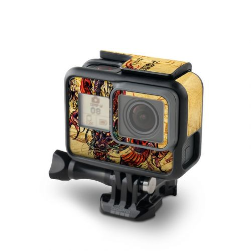 Dragon Legend GoPro Hero7 Black Skin